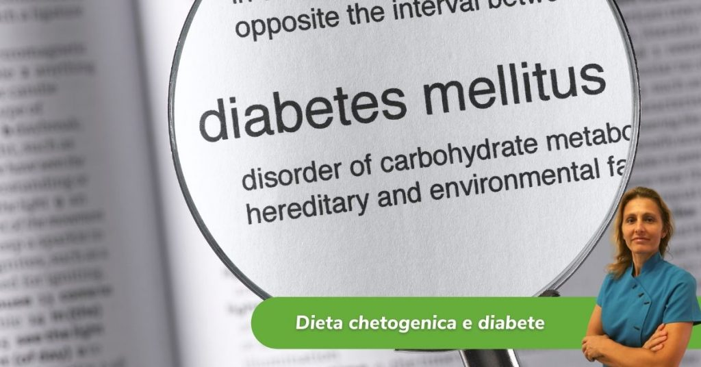 piano chetogenico per diabete