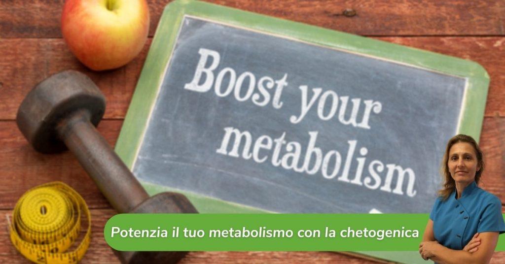 Potenzia il tuo metabolismo