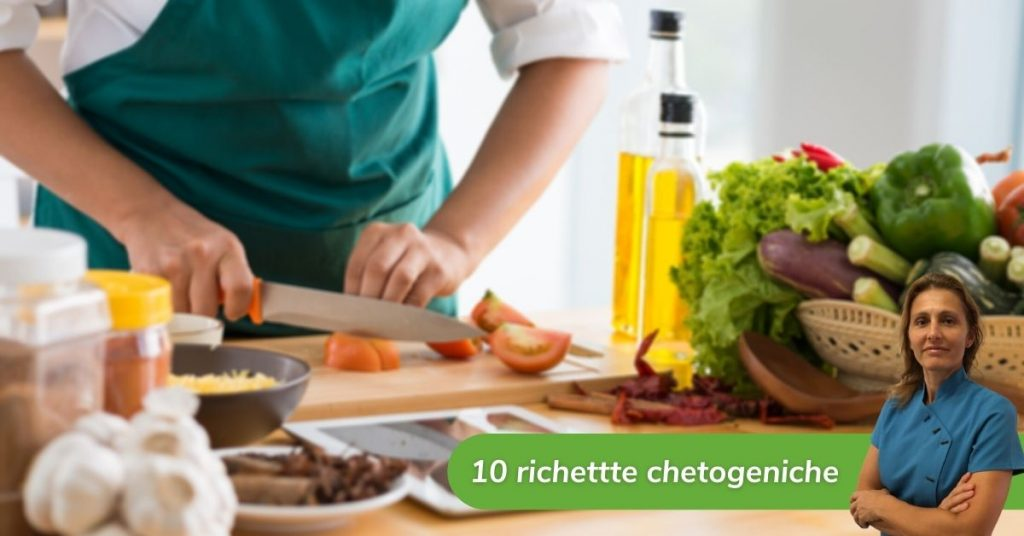 1o ricette chetogeniche