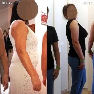 risultati dieta chetogenetica metodo shape your self