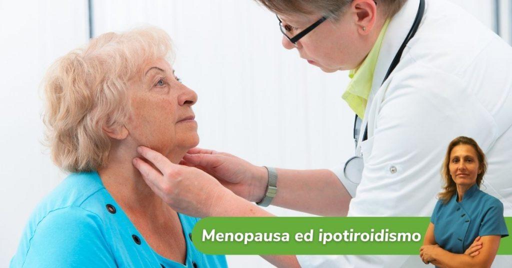 menopausa ed ipotiroidismo
