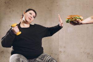 dieta pre-intervento